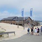 Prachtig gelegen strandpaviljoen