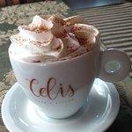 Café preparado por Barista