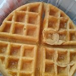 Waffles to go