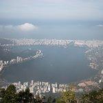 Vista da Lagoa Rodrigo de Freitas