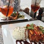 Photo de Treff Cafe Restaurant