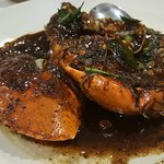 Foto Layar Seafood