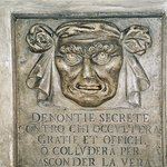 Venice, Doge's Palace, Letterbox for anonymous denunciations