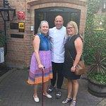 The Chef himself - Sat Bains