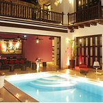 MOST AMAZING 5 BEDROOM HOUSE IN CARTAGENA! PRIVATE INDOOR POOL