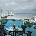 One Of The Most Desirable Penthouses In Cartagena!