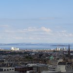 Firth of Forth from Castle