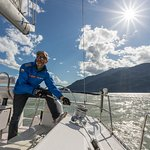 Sail the legendary winds of North America's southern-most fjord