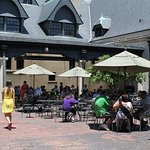Biltmore Eating Area & Shops