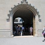 Entrance to Biltmore Shops & Restaurants