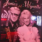 George Jones and his wife
