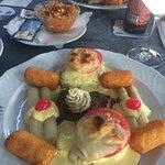 Restaurant Medaillon Foto