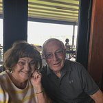 John Wright Restaurant with my parents