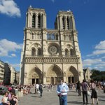 Notre Dame Cathedral is a must see.