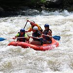 Rafting with the BEST!