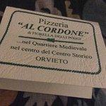 Best pizza in Orvieto