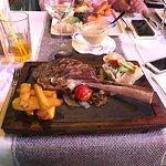 Billede af Champagne Steak House