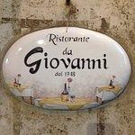Фотография Ristorante Da Giovanni