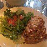 Croustine de porc aux petits légumes