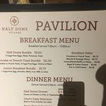 Foto de Half Dome Village Pavillion