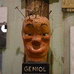 La cabeza de Geniol