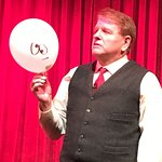 The psychic balloon's name was David....