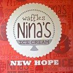 Nina's Waffles and Ice Cream