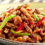 Chili shredded beef