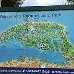 Foto de Parque da Ilha de Toronto