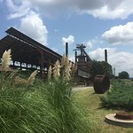 Bilde fra Sloss Furnaces National Historic Landmark