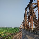 ロンビエン橋の写真