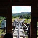 華盛頓山登山小火車照片