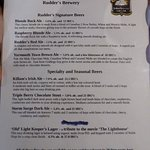 Foto de Rudder's Seafood Restaurant and Brew Pub
