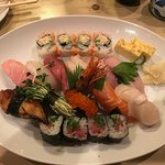 splurge for the omakase - exceptional value