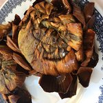 Fried Artichokes (1 of 2 orders) too much for 2 people