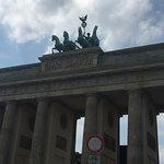 Φωτογραφία: Πύλη του Βρανδεμβούργου