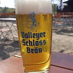 Valleyer Schloss Brau, decent drop