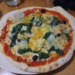 Alla Toscana pizza