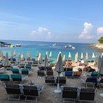 Strand / Bucht bei Hotel Aurora - sehr schön