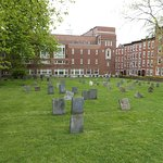 Copp's Hill Burial Grounds