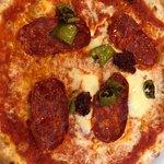 Pizza Diavola mit Nduja 🌶