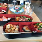 Lunch bento box - great quality and plenty of quantity