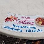 Foto van Eiscafe Cortina