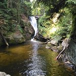 Bilde fra Szklarki Waterfall
