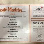 Cafe Madras의 사진