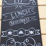 Nostress cafe restaurant Foto