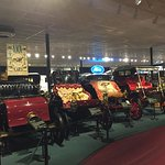 Antique cars at Luray