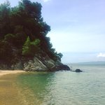 Foto de Vromolimnos Beach