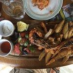 Blue Board seafood