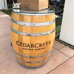 Billede af CedarCreek's Vineyard Terrace Restaurant